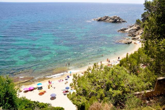 Cala Belladona Platja D Aro Espanha Living In Iberia